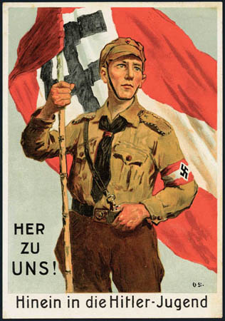 hitler youth propaganda Quotes